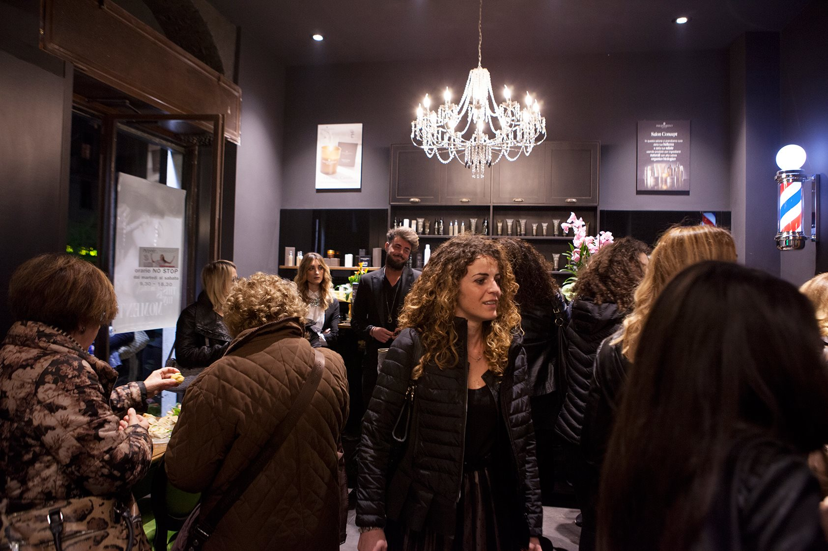 Reopening Giovanna La Bella 21